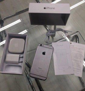 iPhone 6 чёрный цвет