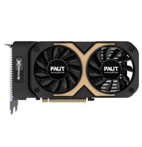 Palit geforce 750ti stormx dual 2GB