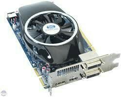 Видеокарта ati Radeon HD5750 1GB GDDR5 128BIT