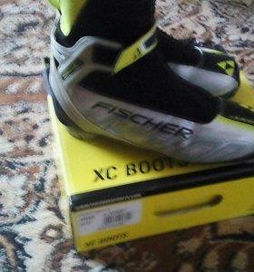 """Лыжные ботинки """"Fisher"""""""