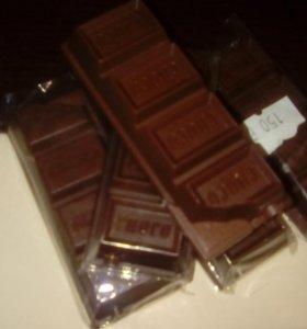 Зажигалки шоколадки