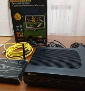 Комплект ip tv с маршрутизатором