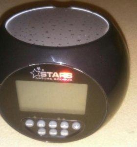 Будильник - проектор звездного неба