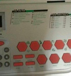 Музыкальная клавиатура, синтезатор детский