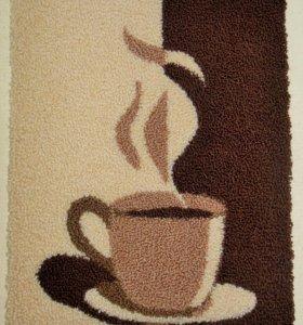 Картины выполнены в технике ковровая вышивка