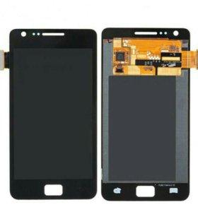 Дисплей для Samsung i9100 GalaxyS II + тачскрин