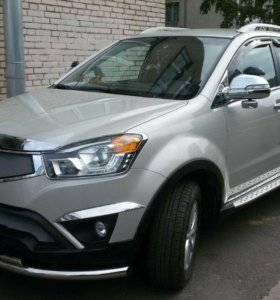 SsangYong Actyon 2.0 MT 2WD Elegance