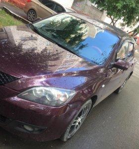 Продам Mazda3 2007год