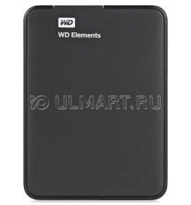Western Digital Elements, WDBUZG5000ABK-WESN,500ГБ