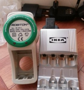 Зарядные устройства АА ААА