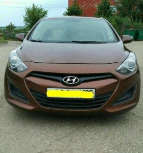 Hyundai i30 1.6МТ 2012г.