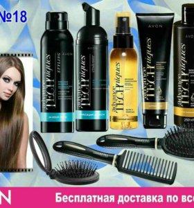 Набор по уходу за волосами