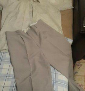 Одежда пакетом р-р 56