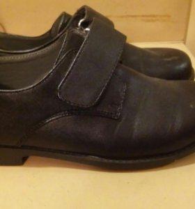 Туфли на мальчика р.36
