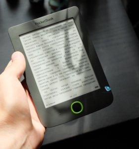 PocketBook 515 + чехол