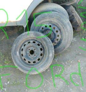 Колеса форд R15