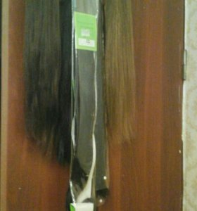 Тотальная Распродажа волос  (натуральные  бренды)