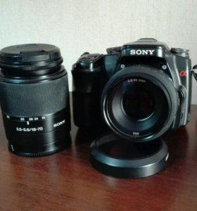 Sony Alpha A-100