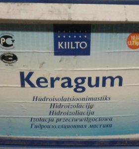 Гидроизоляция Kiilto keragum