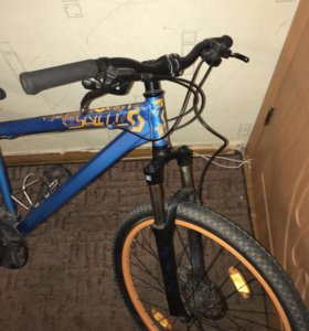 Велосипед Scott Voltage YZ 20 (2013)
