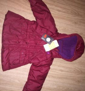 Новая куртка МЕХХ демисезон р.74