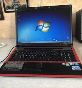 Ноутбук MSI GX 740