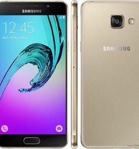 Samsung galaxy A5(2016) Цвет-золото