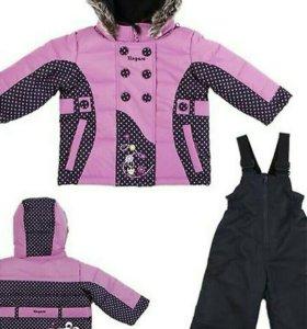 Новый Gusti Зимний костюм. Мембрана. Р 80
