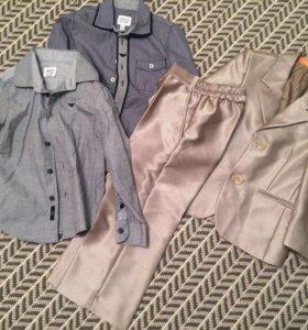 Одежда на мальчика 98 р