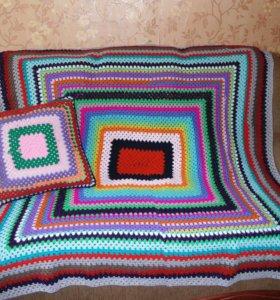 Пледы и подушки на заказ
