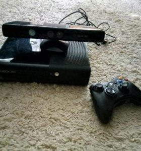 Xbox 360 E, 500 Гб + Kinect