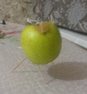 Яблоко бык