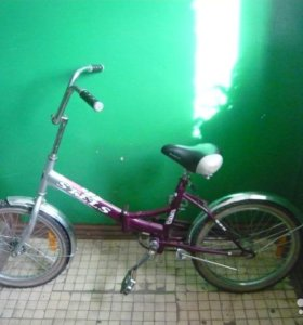 велосипед подростковый стелс