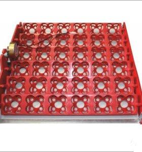 Лоток с поворотным механизмом для инкубатора