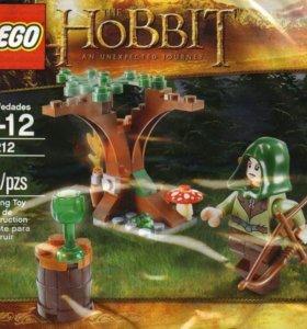 Лего хоббит 30212 lego mirkwood elf