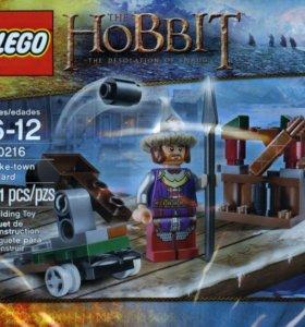 Лего хоббит 30216 lego lake town guard