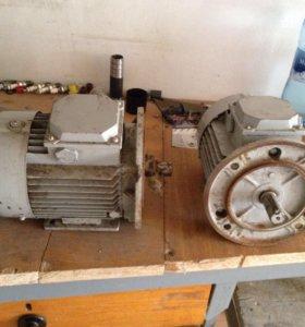 Асинхронный двигатель АИР 80А2У3