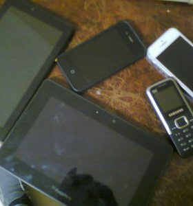Black berry, i phone 4 -5, samsung, Digma.