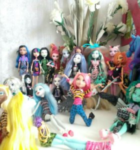 Куклы Monster high.