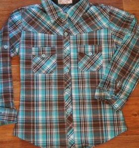 НОВАЯ рубашка для девочки Damy-m
