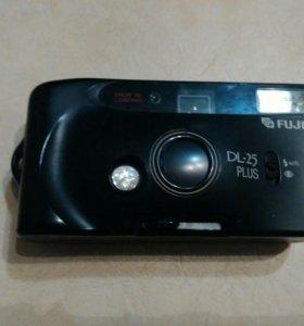 пленочный фотоаппарат FUJI FILM DL- 25