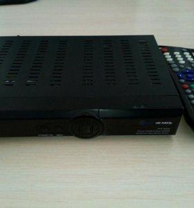 Продам спутниковый HD тюнер Orton HD x403p