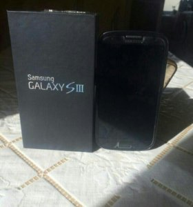 Продаю телефон samsung galaxy s 3 .