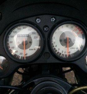 Продам мотоцикл Centurion Bitrix 250c