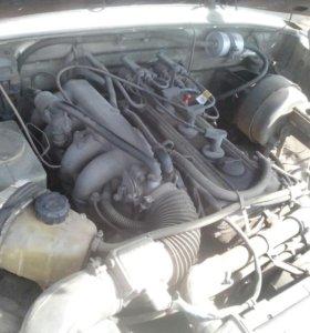 Двигатель на волгу 16 клапанный.