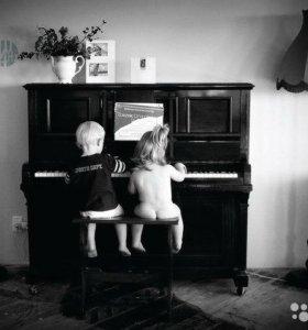 Skype уроки игры на фортепиано / синтезаторе