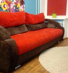 Шикарный диван-кровать