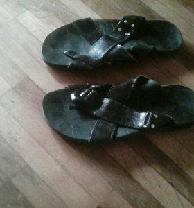 Кожаная Обувь размер 42
