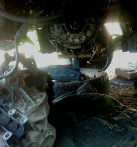 Ремонт и сварка авто замена АКПП