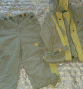 Ветровка и брюки